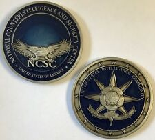 ODNI DNI NCSC National CounterIntelligence & Security Center USIC Intel Com 1.75