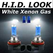 H11 501 100w White Xenon HID Look Fog Light Lamp Bulbs