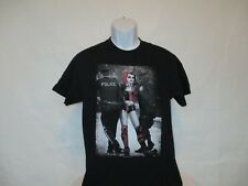 Harley Quinn Arrest T-Shirt - Suicide Squad Adult Black Sizes Medium - 3XL - NEW