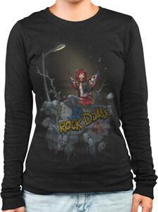 Rock Dolls - Lola - Ladies Long Sleeve T-shirt