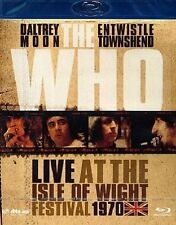 THE WHO: LIVE AT THE ISLE OF WIGHT FESTIVAL 1970 (Blu-ray Disc) NEU+OVP