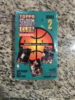 1993-94 NBA Topps Stadium Club Series 2 Collectors Box 1st Day Issue Beam Team