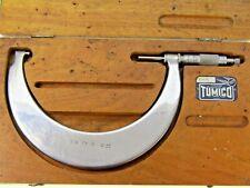 Bügelmessschraube Mikrometer 125-150mm Friktion Tumico