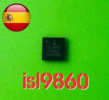 ISL9860 Isl 9860 isl98602iraaz 2iraaz qfn64 ic chip 3d envío rápido desde España