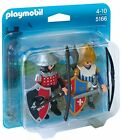 Playmobil 5166 Knights Duo Pack UK POST FREE