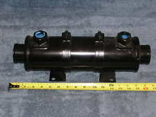 NEW RV Marine Boat CHAMP Heat Exchanger Hot Water Radiator Transfer Cooler