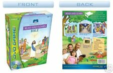 Read and Learn Bible DVD game - Christian - for TV/DVD or computer - NIB