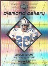 EMMITT SMITH 1999 UD BLACK DIAMOND, DIAMOND GALLERY