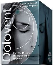 Dolovent - Management of Migraine 120 Capsules (Pack of 3)