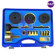BMW Front Crankshaft Oil Seal Removal /Installation (N40/N42/N45/N46 /N52.54.55)