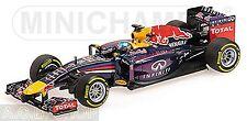 Infiniti Red Bull Renault RB10 - 2014 S. Vettel #1 - 1:43 Minichamps