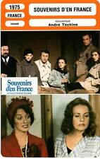 FICHE CINEMA : SOUVENIRS D'EN FRANCE - Moreau,Téchiné 1975 French Provincial