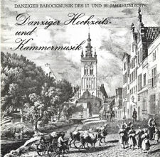 LOEHLEIN Harpsichord Concerto STRUTIOUS Songs from Danzig HARTEL FRIES KESSLER