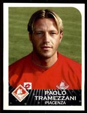 Panini Calciatori 2002-2003 - Piacenza Paolo Tramezzani No. 338
