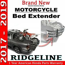 NEW GENUINE HONDA RIDGELINE (MOTORCYCLE) BED EXTENDER 08L26-T6Z-100A