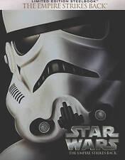 The Empire Strikes Back (Blu-ray Disc, 2015, Steelbook)