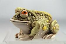 Harmony Kingdom Uk 'Thoughtful Prince' Frog Le 450 Edition #Ctjfr27 New In Box