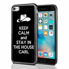 Keep Calm and Stay In The House Carl For Iphone 7 & Iphone 8 Case Cover