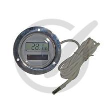 Thermometer Temp 58 158 F Digital 48 Wire Lead 2 Dial Diameter
