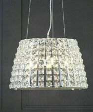 Marquis by Waterford Moy 3 Light Large Bathroom Ceiling Pendant Clear