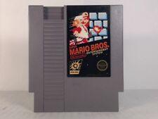 SUPER MARIO BROS --- NES Nintendo