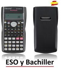 Calculadora cientifica valida para ESO Bachiller bachillerato tapa chuleta 82ms
