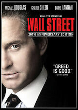 Wall Street (DVD, 2007, 2-Disc Set, 20th Anniversary Collector's Edition)