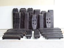Excavator Rubber Pad 300mm bolt on