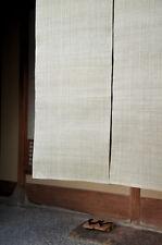Hemp Noren japanese door curtain made in japan Craftsman 34.6×59