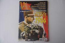 VAE VICTIS 59 ALSACE 1944- UNPUNCHED GAME. WARGAMES MAGAZINE