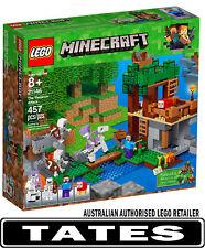 LEGO 21146 THE SKELETON ATTACK MINECRAFT from Tates Toyworld
