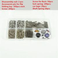 Remote Control Accessories repair pin for flip folding key
