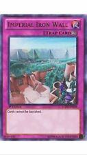 *** IMPERIAL IRON WALL *** ULTRA RARE LCJW-EN298 YUGIOH! 3 AVAILABLE!