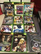 Restposten Paket aus 19 Original Xbox Games, meist Sport Spiele