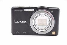 Panasonic LUMIX DMC-SZ7 14.1MP 3'' SCREEN 10X Digital Camera WITH BATTERY