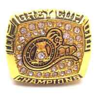 1996 Toronto Argonauts Championship rings NFL