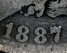 LOWBALL 1887O TOP 100 VAM 2 RPD MORGAN SILVER DOLLAR COIN 1887 O