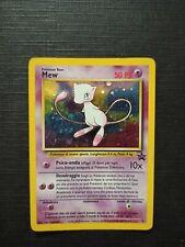Mew Holo Carta Pokémon Ita Promo Good