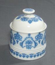Zuckerdose Friesland Jeverland Friesisch Blau, 36x19 cm, sehr guter Zustand