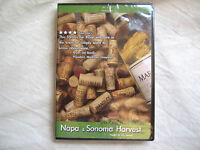 Learn about Wine - Get Real Wine Series: Napa and Sonoma Harvest DVD NEW