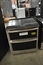 "Ge Profile Ps960Slss 30"" Stainless Double Oven Electric Range #42778 Hrt"