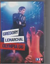 DVD  GREGORY LEMARCHAL OLYMPIA 2006