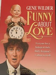 Funny About Love - Gene Wilder DVD Like New