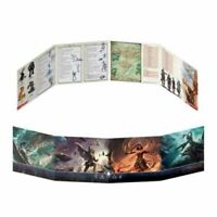 D&D DM Screen 5th ed - Dungeons & Dragons Elemental Evil Dungeon Master's Screen