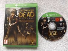 THE WALKING DEAD SEASON TWO XBOX ONE V.G C. (Azione / GIOCO DI AVVENTURA)
