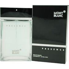 Mont Blanc Presence by Mont Blanc EDT Spray 2.5 oz