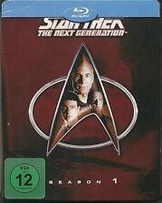 Star Trek Next Generation Season 1 Blu-Ray Dt. A. Steelbook Lit. Edit. ohne Pin