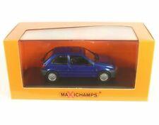 MAXICHAMPS - FORD FIESTA BLUE metallic 1995 1:43 SCALE
