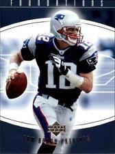 2004 Upper Deck Foundations #58 Tom Brady Patriots