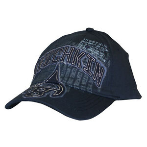 Washington Capitals Alex Ovechkin CCM Midnight Valiant Flex Fit Hockey Cap Hat